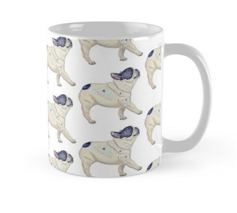 French Bulldog Mug -  RedBubble