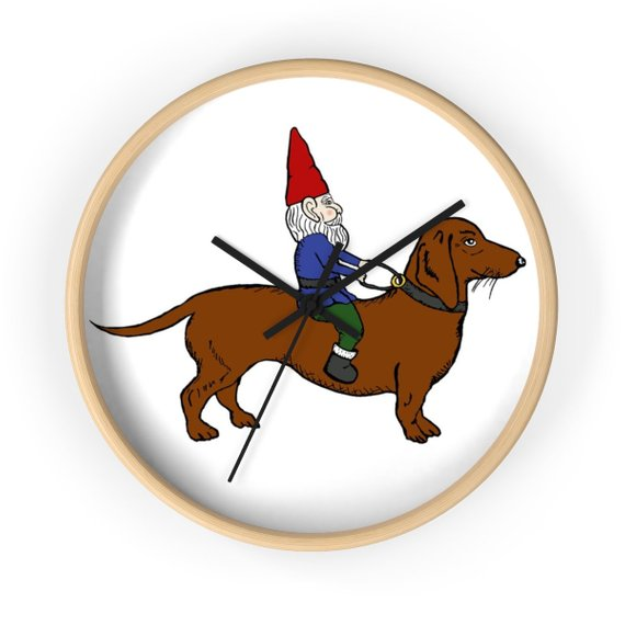 gnome dox clock